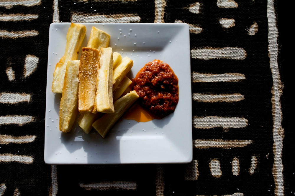Cassava fries rs